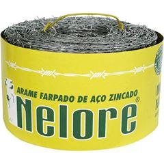 ARAME FARPADO 500M NELORE MORLAN