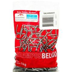 """GRAMPO GALVANIZADO 7/8X9"""" BELGO"""